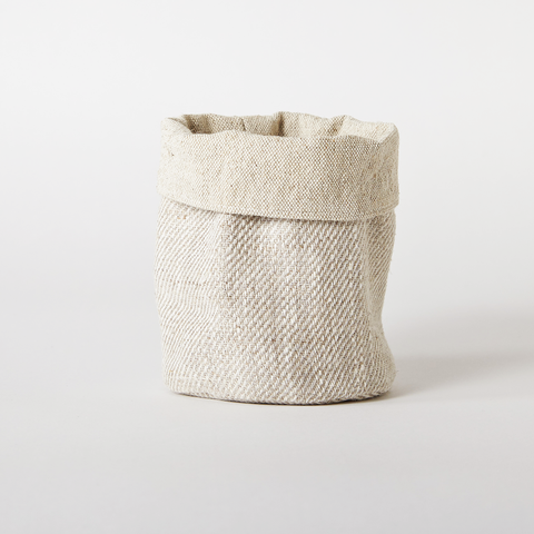 Small Linen Basket