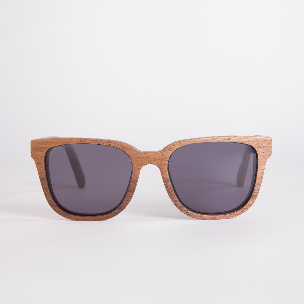 Prescott Walnut Sunglasses