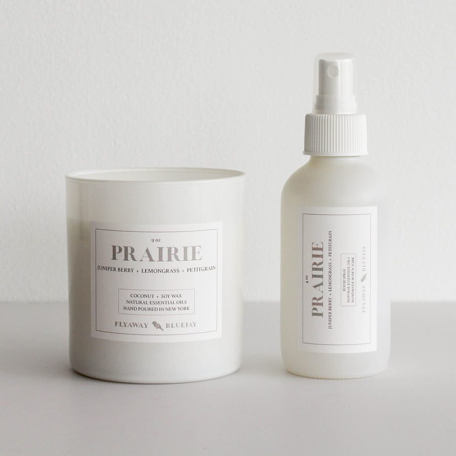 Prairie Handmade Soy Coconut Candle