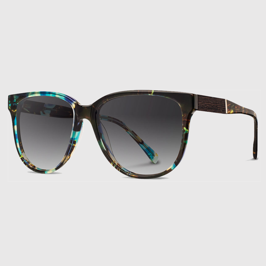 Mckenzie Blue Opal Sunglasses