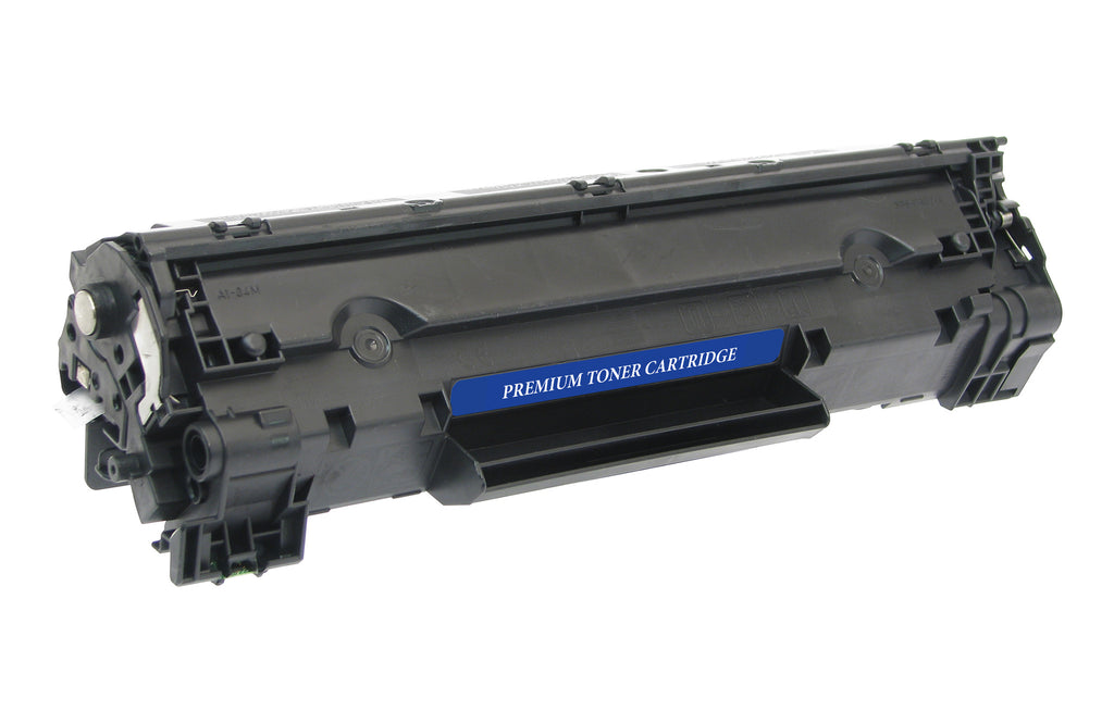 HP CE278A - Eco-Friendly Remanufactured Black Toner Cartridge