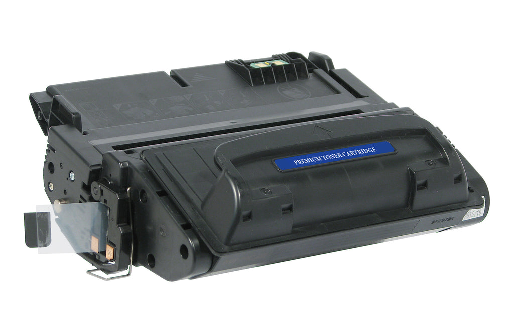 HP Q5942A - Eco-Friendly Remanufactured Black Toner Cartridge
