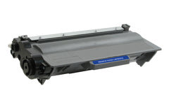 Brother TN-750 - Eco-Friendly Remanufactured Black Toner Cartridge