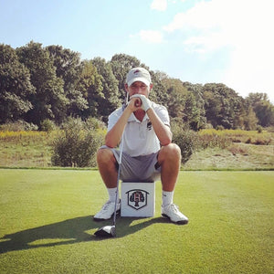 24 Hours With Hogan Arey, College Golfer :: By Rusty Cage