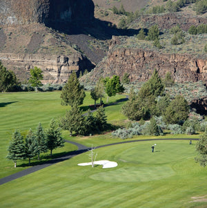 Off The Beaten Oregon Trail :: Crooked River Ranch GC