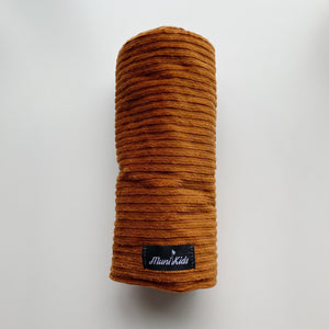 Caramel Wide Wale Corduroy Golf Headcovers