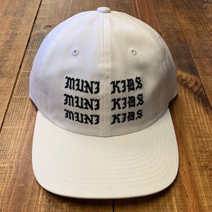 Propaganda Dad Hat (White) | Muni Kids®