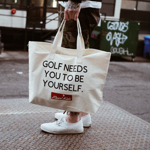 Be Yourself Tote - Muni Kids
