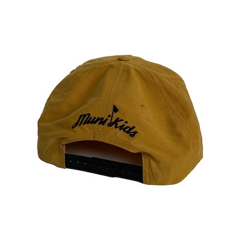 Bogeys Suck Rope Hat (Biscuit) - Muni Kids®