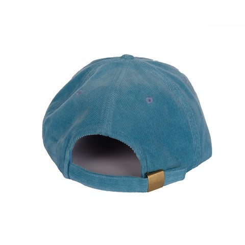 Muni Kids Corduroy Dad Hat (Air Blue) - Muni Kids®