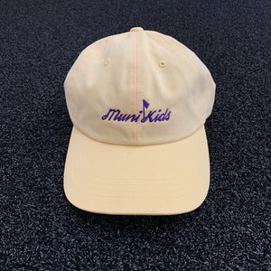 Muni Kids Dad Hat (Banana) - Muni Kids®
