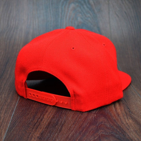 Everywhere Snapback (Red) - Muni Kids®