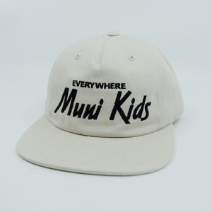 Everywhere Strapback (Birch) | Muni Kids®