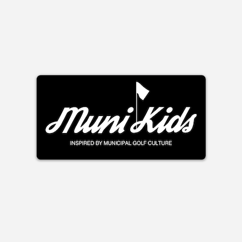 Inspired Sticker - Muni Kids®