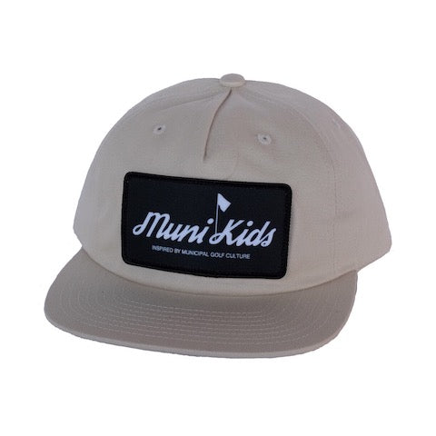 Inspired Strapback (Birch) - Muni Kids®