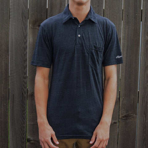Metropolitan Polo (Black) - Muni Kids®