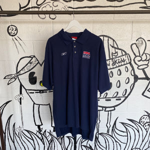 Reebok Dream Team Vintage Polo XXL | Muni Kids®