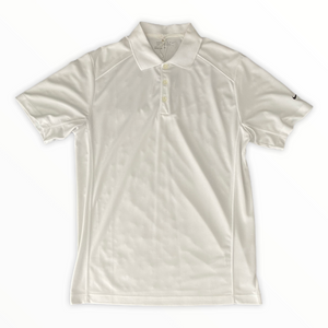 Nike Golf White Vintage Polo MEDIUM - Muni Kids®
