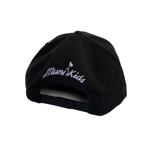 """OLD E"" Bogeys Suck Snapback (Limited) - Muni Kids®"