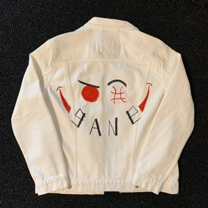 Red Number Gang Denim Jacket (1 of 1) | Muni Kids®