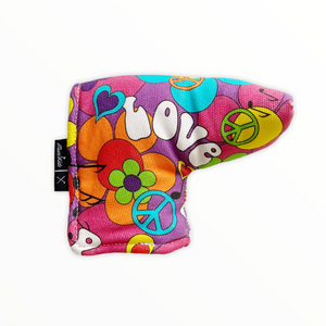 Summer Love Putter Headcovers