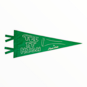 Tee It High Pennant - Muni Kids®