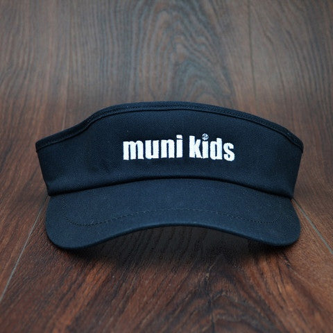 Tour Visor (Navy) - Muni Kids®