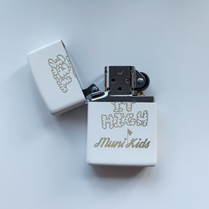 Tee It High Zippo Lighter (White) | Muni Kids®