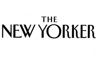 Maho Shades Press - The New Yorker logo and link