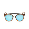 Key West Whisky Tortoise Aqua Mirror