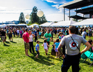 EMT at Events in Central Oregon