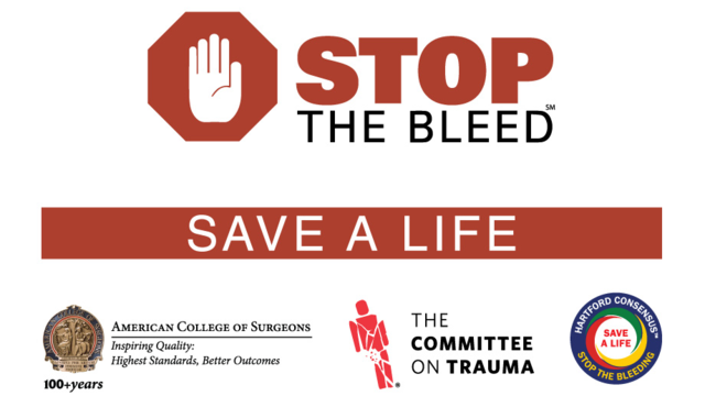 Stop The Bleed - Bend, Oregon