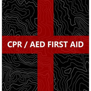First Aid CPR AED (Combined Course)