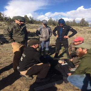 CPR/AED Certification Add-on for Wilderness First Aid