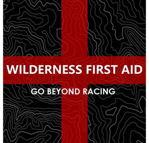 Adventure Medics Wilderness First Aid: Go Beyond Racing