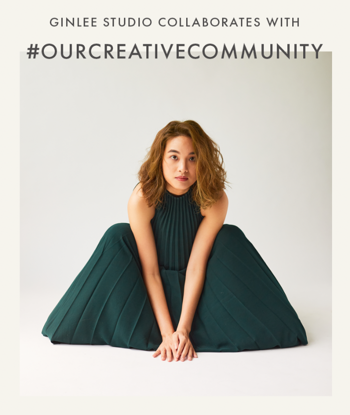 GINLEE Studio Presents #OurCreativeCommunity