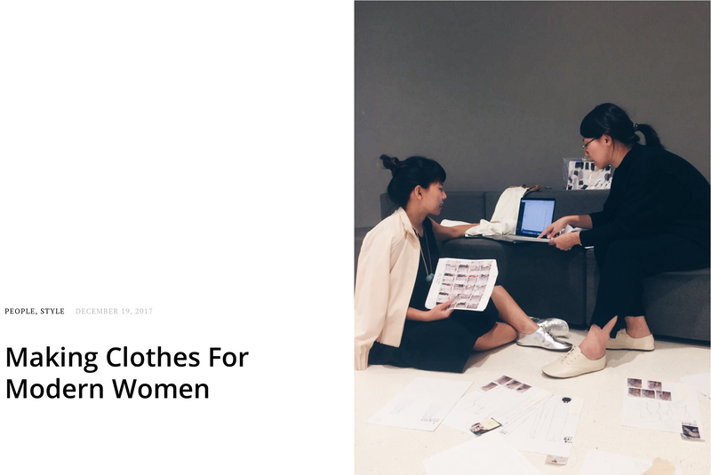 Another Sole: Making Clothes For Women