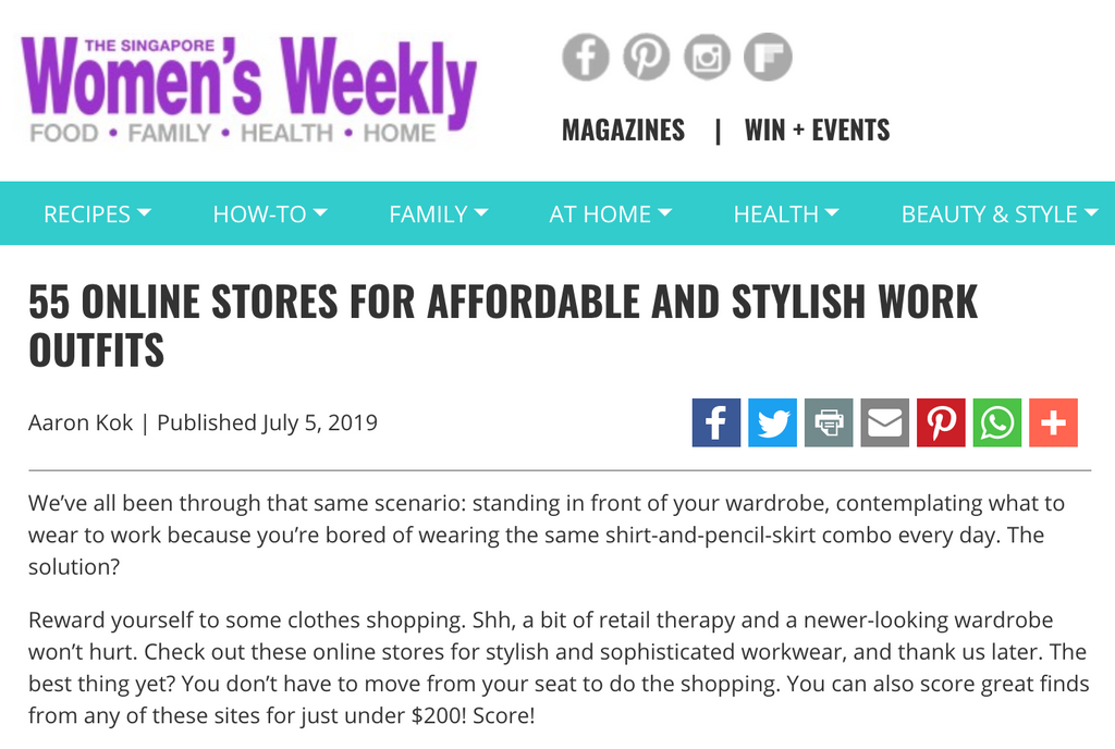 Women's Weekly: Affordable and Stylish Work Outfit