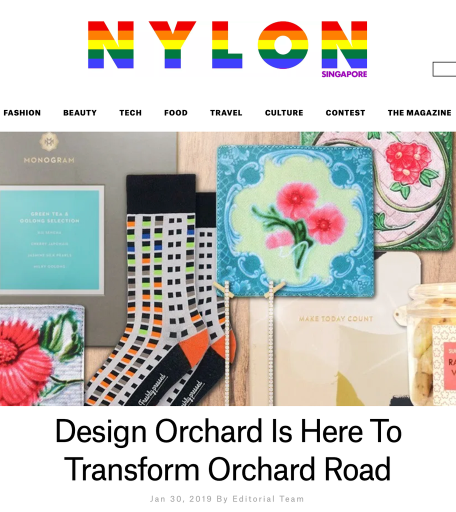 NYLON: Design Orchard is here to transform Orchard Road