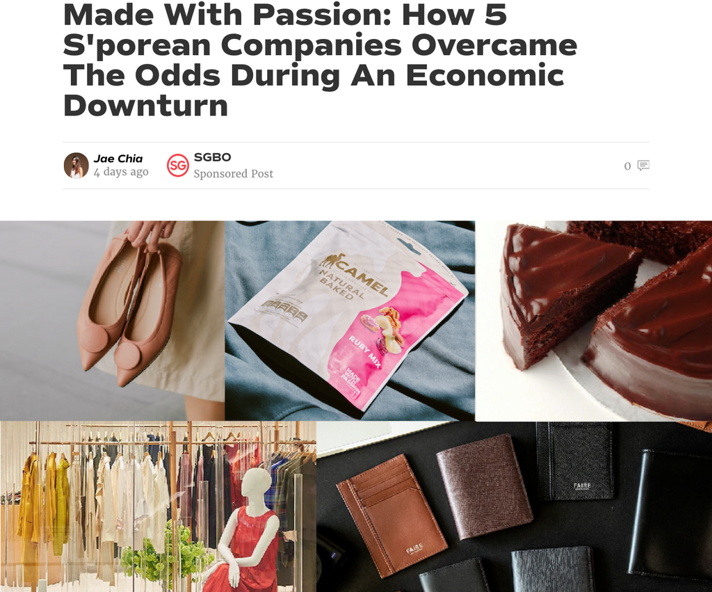 Vulcan Post | Made With Passion: How 5 S'porean Companies Overcame The Odds During An Economic Downturn