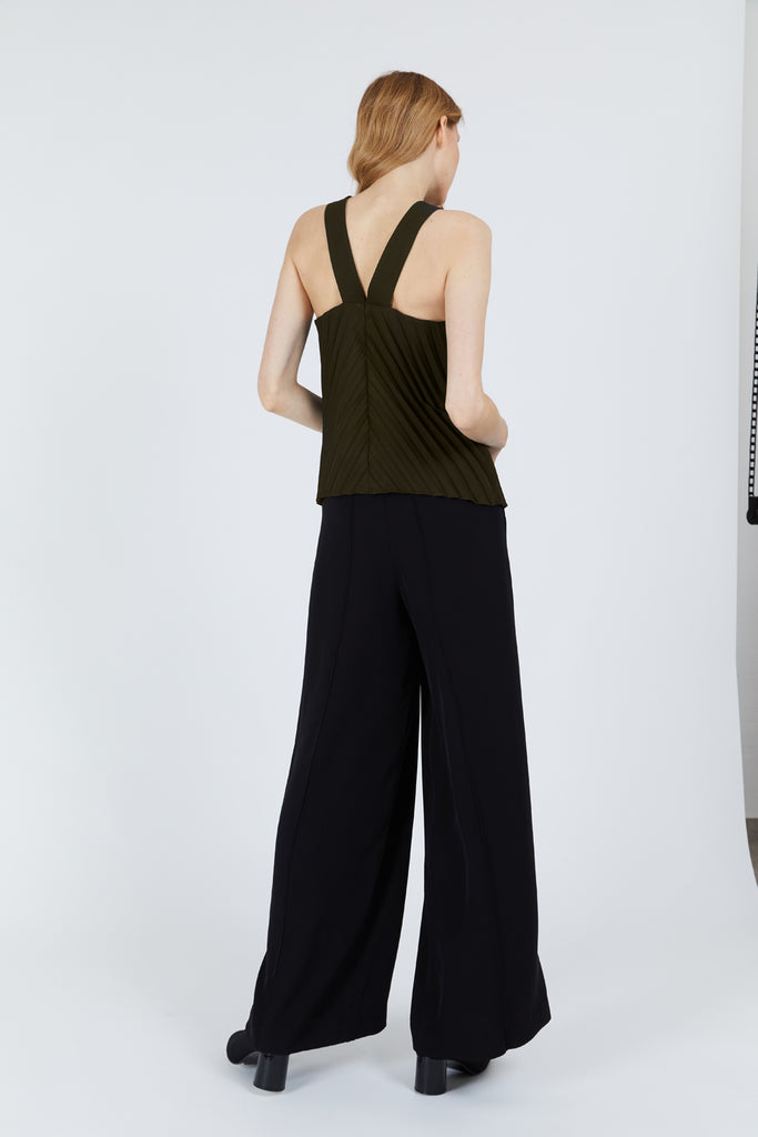 YUVI PLEATED TOP SS19