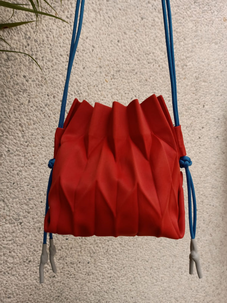 Limited Edition MAKE BAG (PACK) in Red