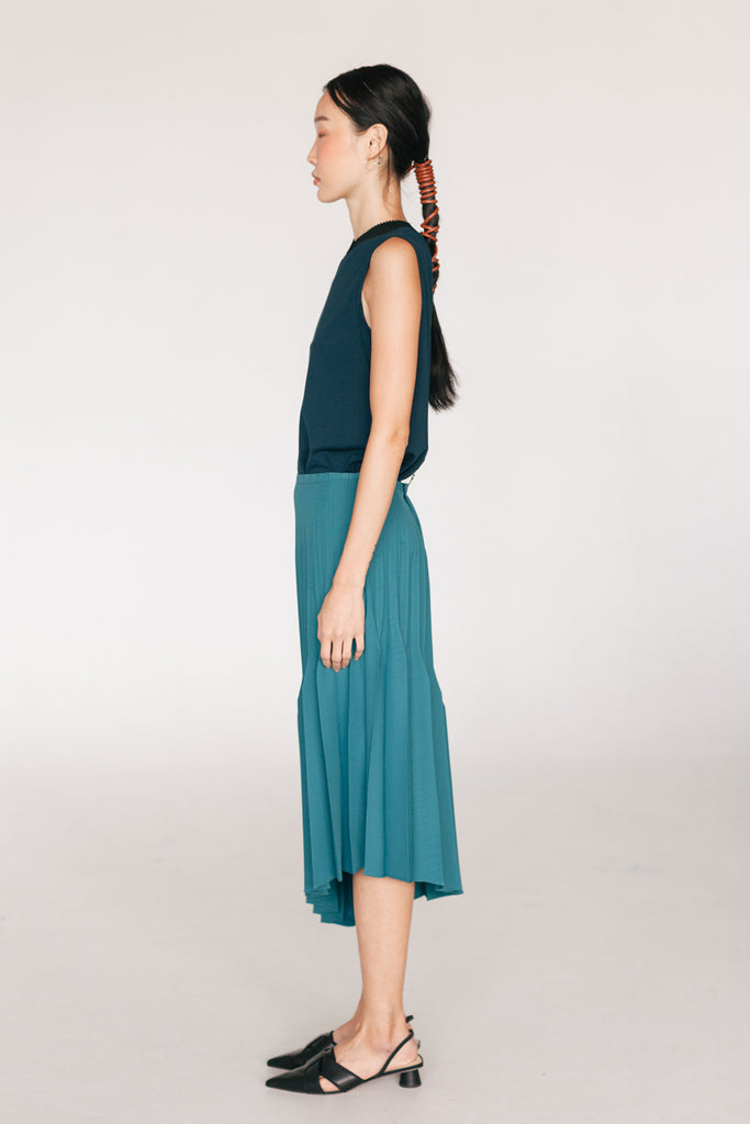 HAYIM PLEATED SKIRT