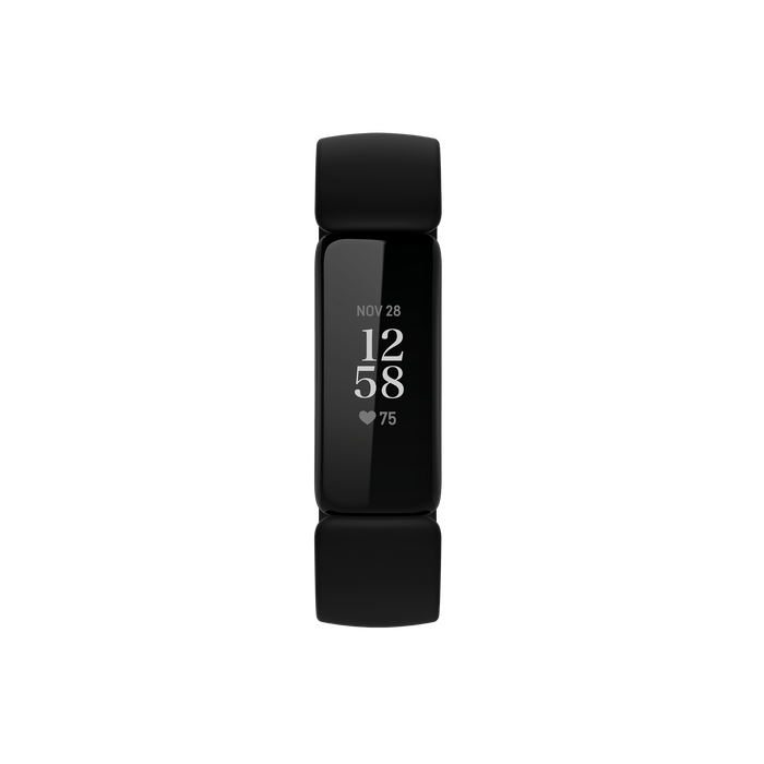 Fitbit Activity Monitors Black Fitbit Inspire 2 Health & Fitness Tracker