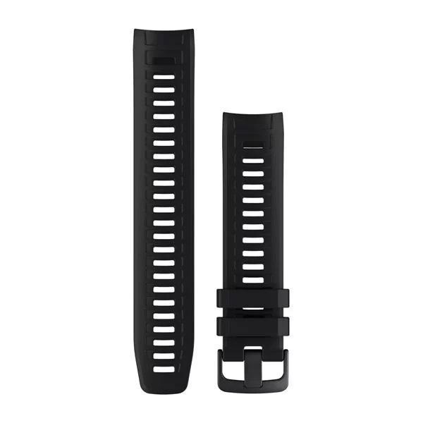 Garmin Garmin Accessories Black Garmin Instinct Replacement Watch Bands