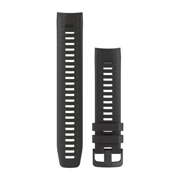 Garmin Garmin Accessories Graphite Garmin Instinct Replacement Watch Bands