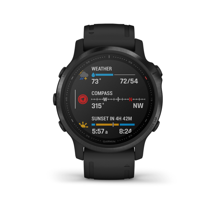 Garmin Multi-Sport Watch Garmin fēnix 6S Pro and fēnix 6S Sapphire
