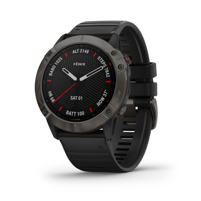 Garmin Multi-Sport Watch Garmin fēnix 6X Pro and fēnix 6X Sapphire
