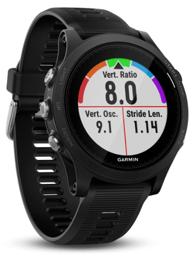 Garmin Running Watches Certified Refurbished - Standard Bundle / Black/Grey Garmin Forerunner 935 GPS Watch - Manufacturer Certified Refurbished