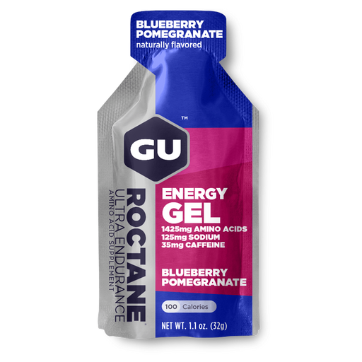 GU Sports Nutrition 24 Pack / Blueberry Pomegranate GU Roctane Ultra Endurance Energy Gel